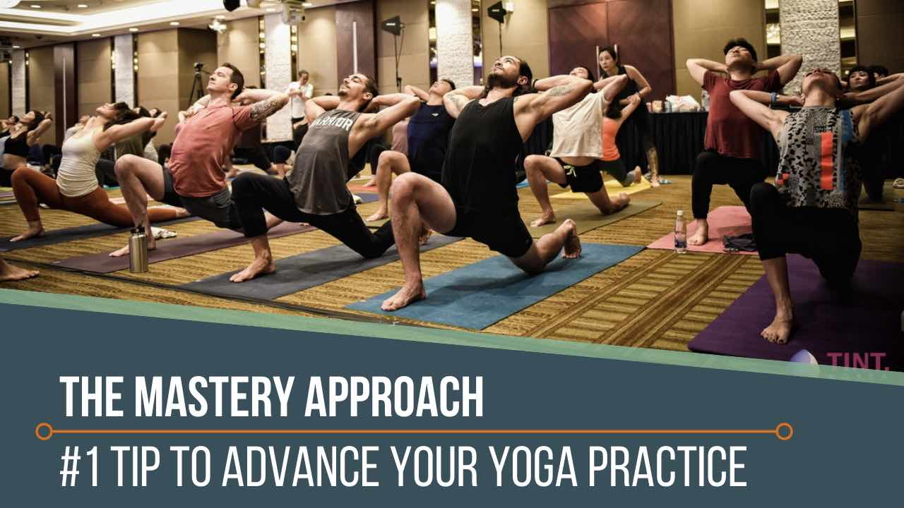 #1 Tip To Advance Your Practice