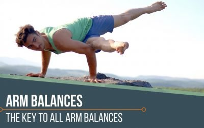 The Key To Arm Balances