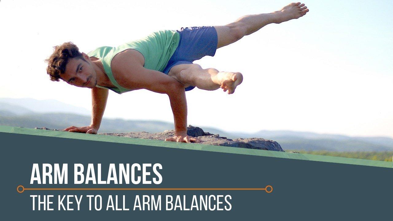 The Key To Arm Balances