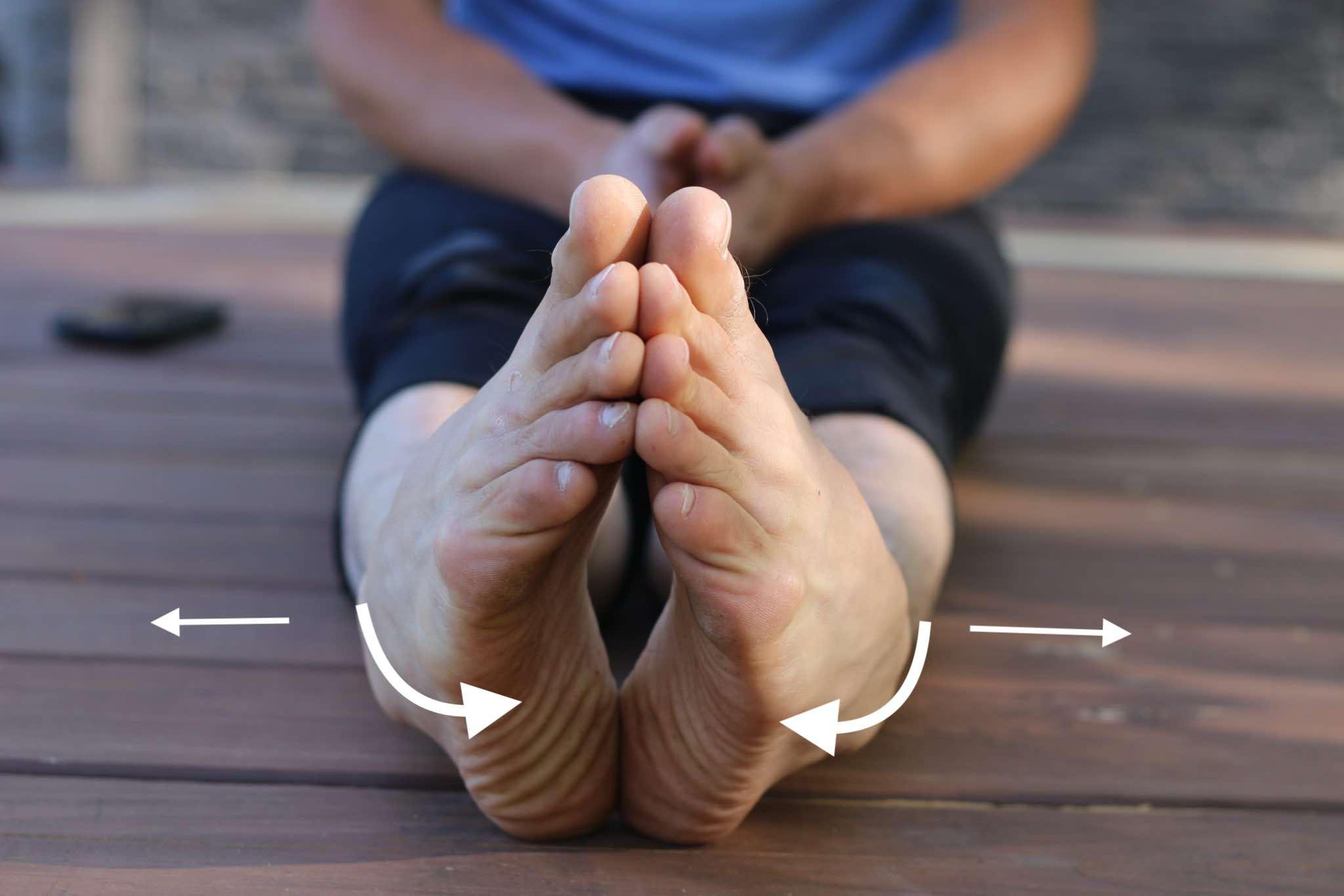 ankle strengthening for yoga