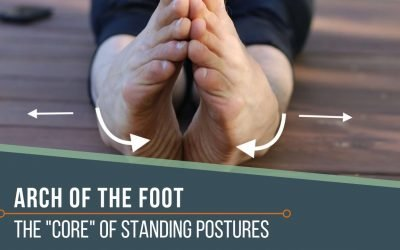 Lifting The Arch's of Your Feet