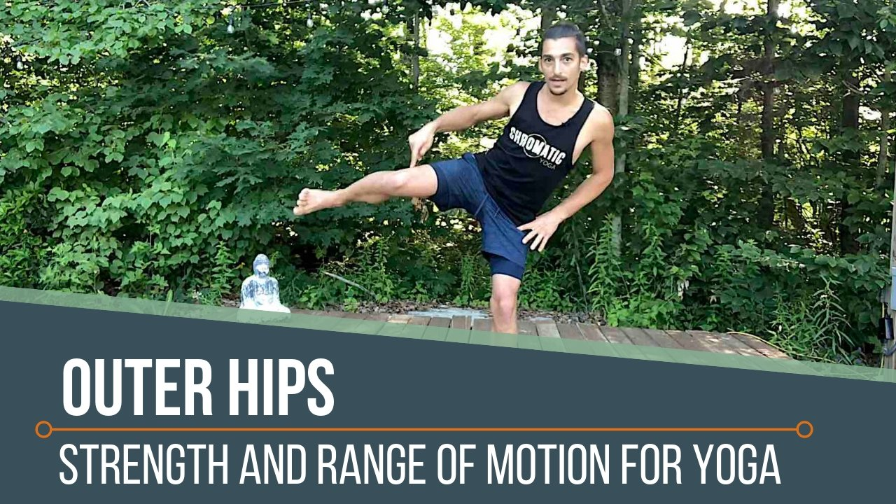 Step Into Mastery: Outer Hips