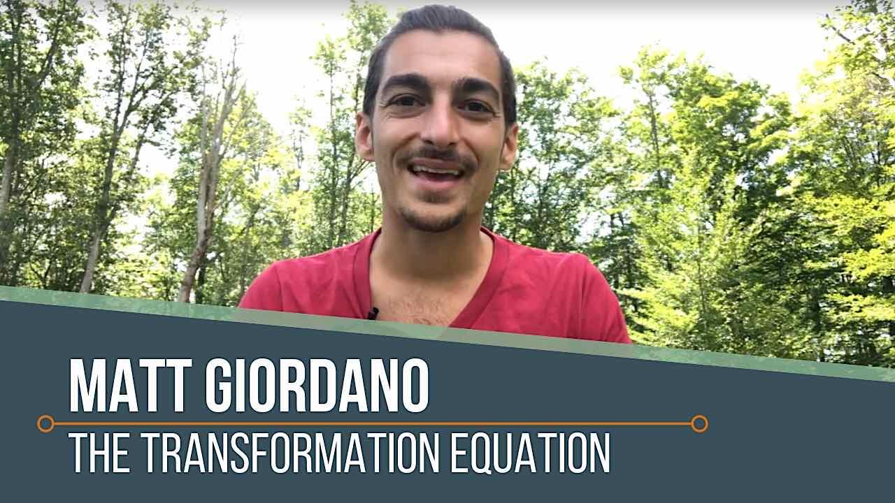 The Transformation Equation