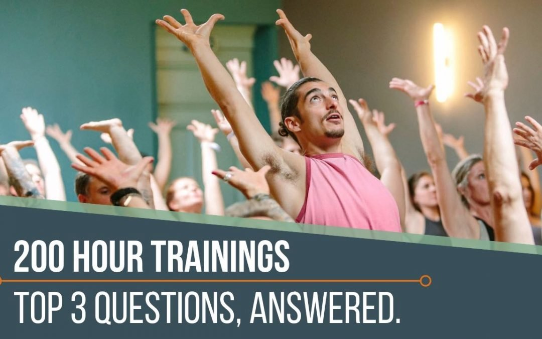 200 hour training Questions