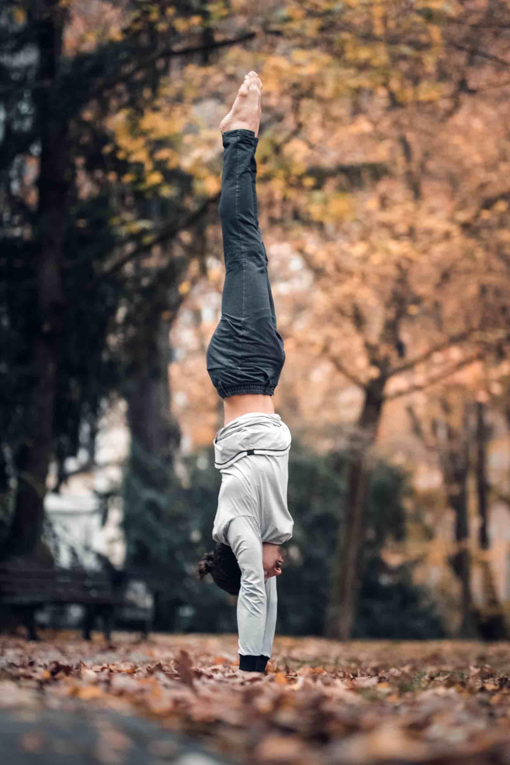 Handstand Online Yoga Classes