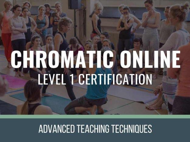 Chromatic 1 course image