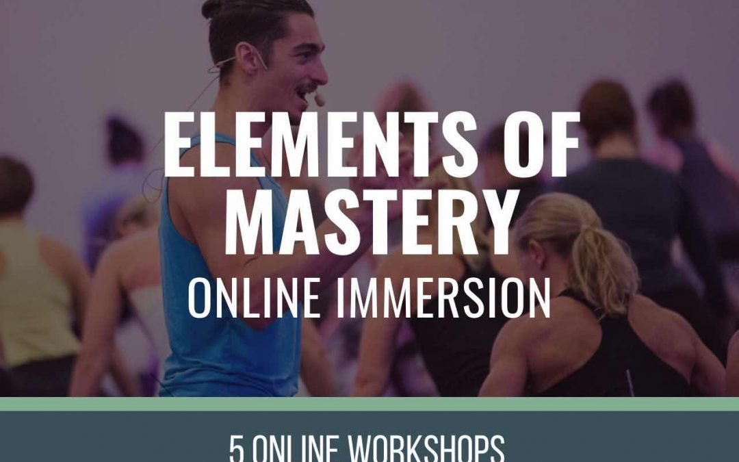 ELEMENTS OF MASTERY