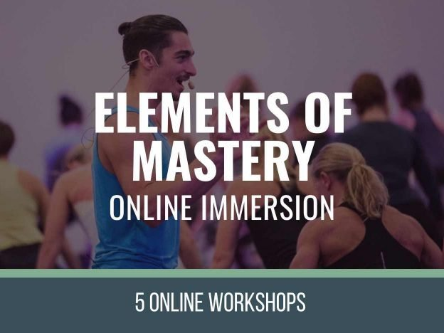 ELEMENTS OF MASTERY course image