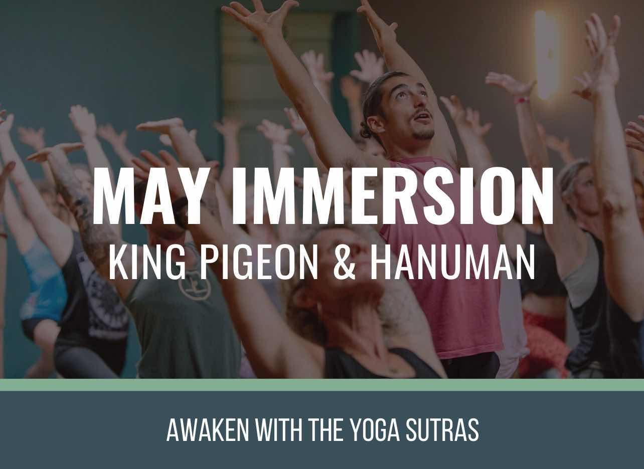 October Livestream Yoga Classes