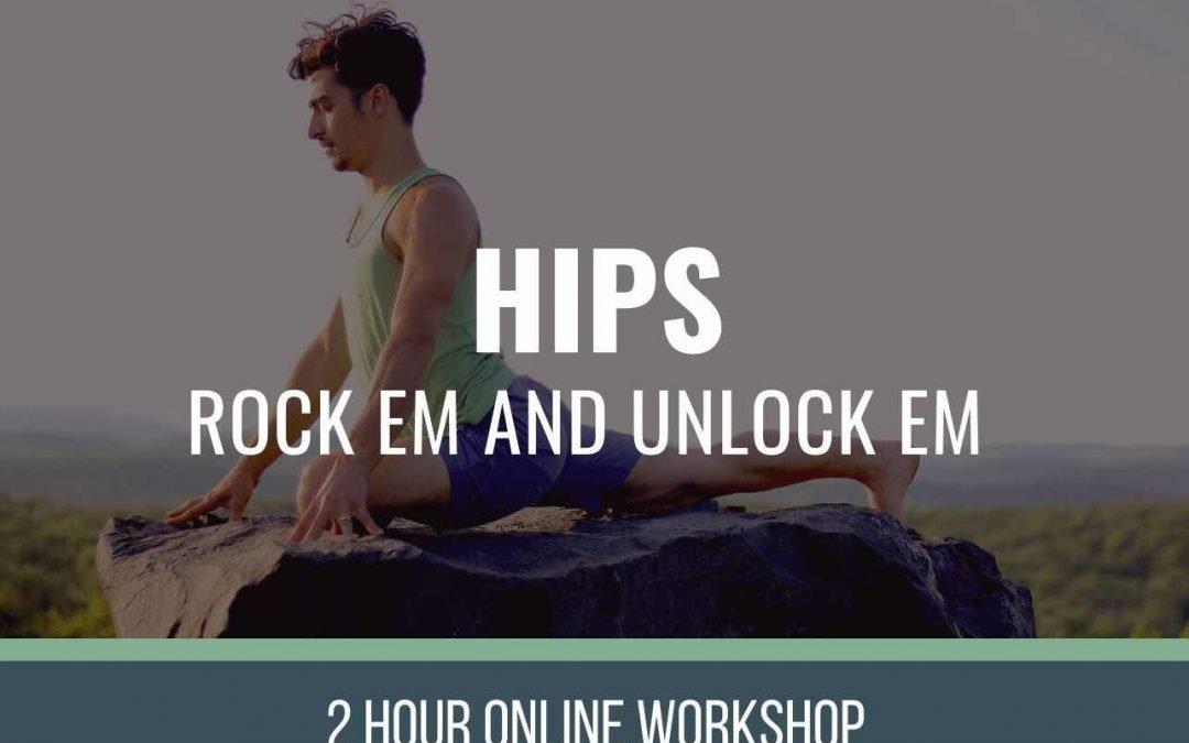 HIPS: ROCK & UNLOCK EM