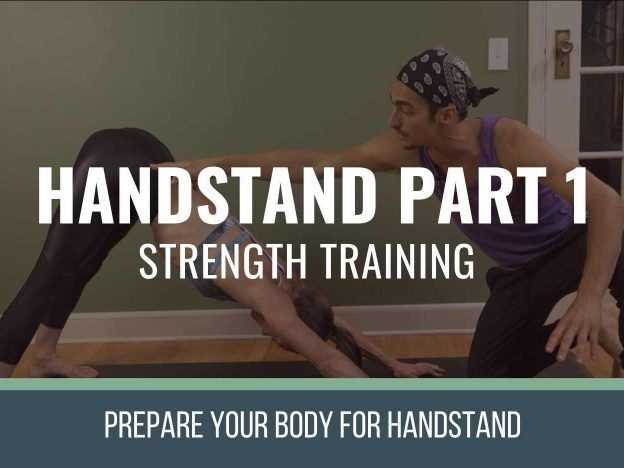 Handstand Part 1: Strength Training course image