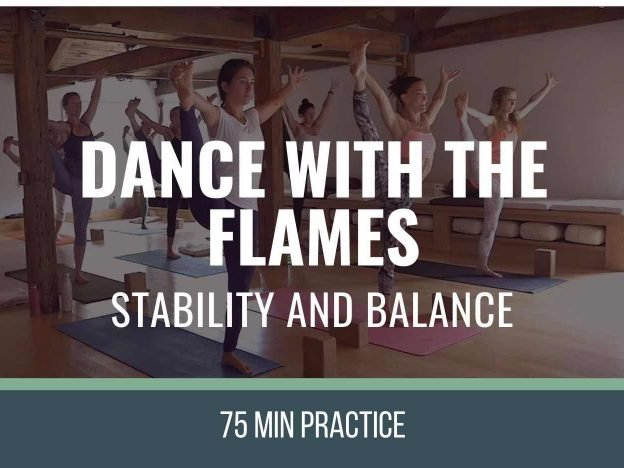 Dance with Flames course image