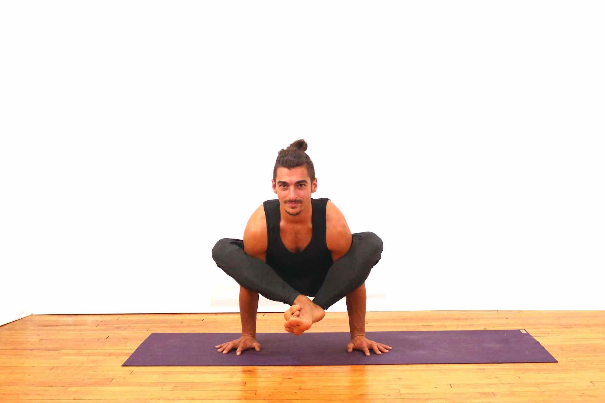 arm balances: yoga for strength and flexibility