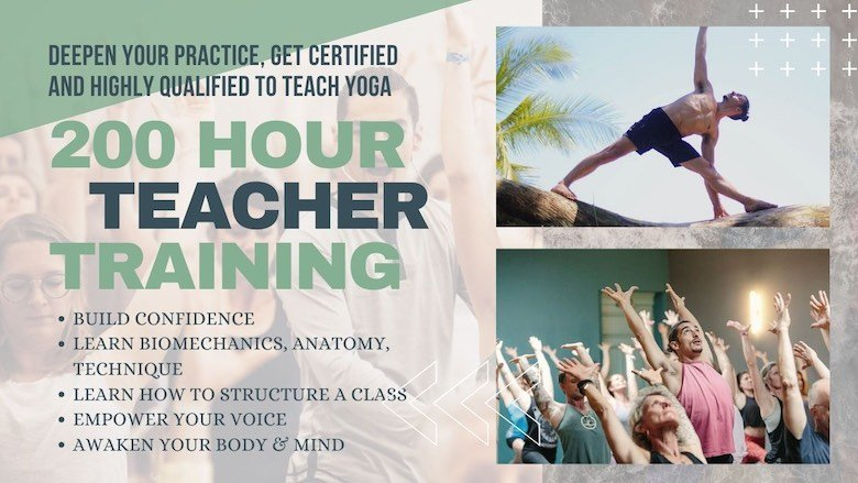 200 hour online teacher training certification