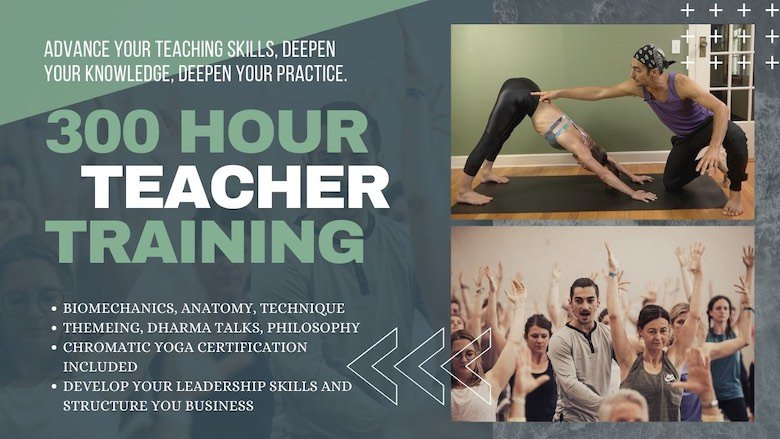 the best yoga teacher training for alignment