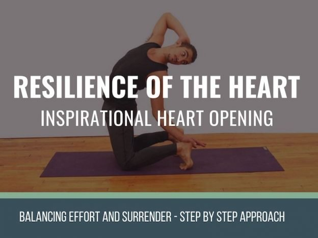 RESILIENCE OF THE HEART course image