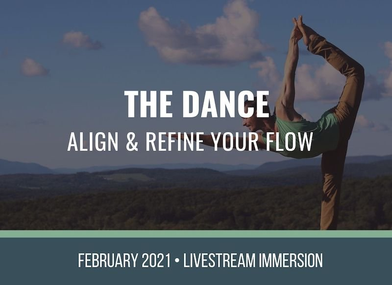 THE DANCE: YOGA ALIGNMENT AND FLOW