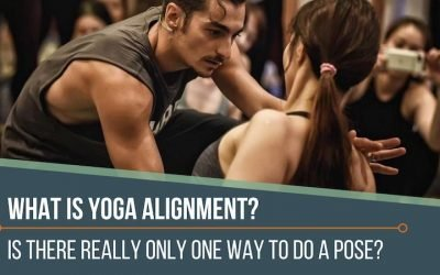 What is Yoga Alignment and is it important