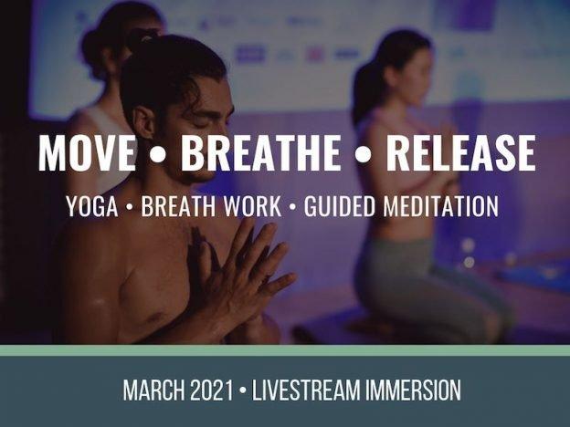 Move•Breathe•Release course image
