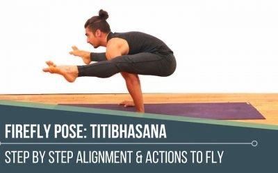 firefly pose titibhasana