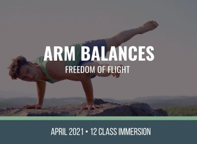 Arm Balances Online Yoga Classes