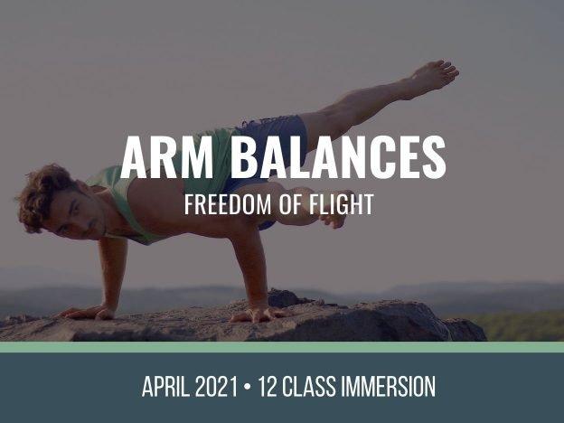 Arm Balances course image