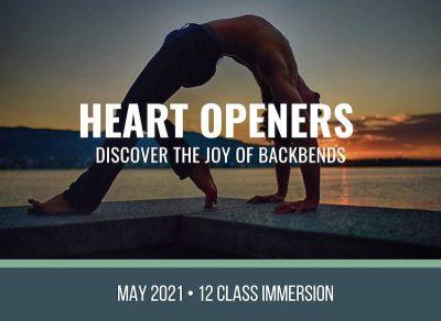 yoga backbend techniques: 12 classes
