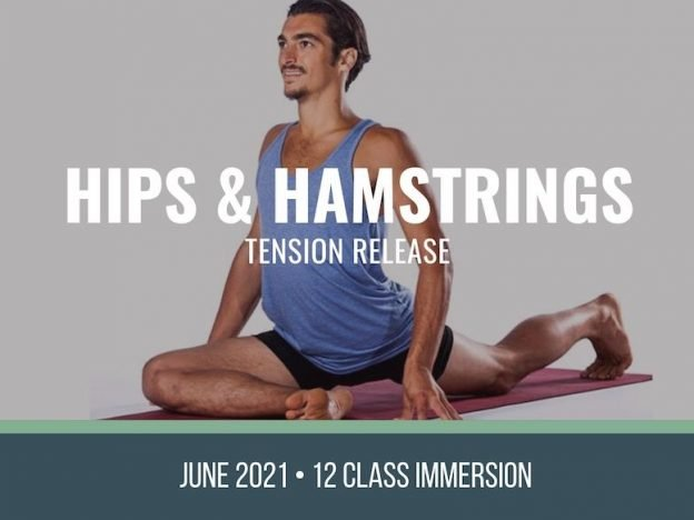 Hips and Hamstrings course image