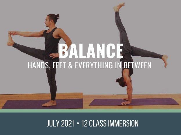 BALANCE course image