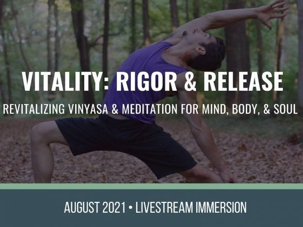 vitality august 2021 course image