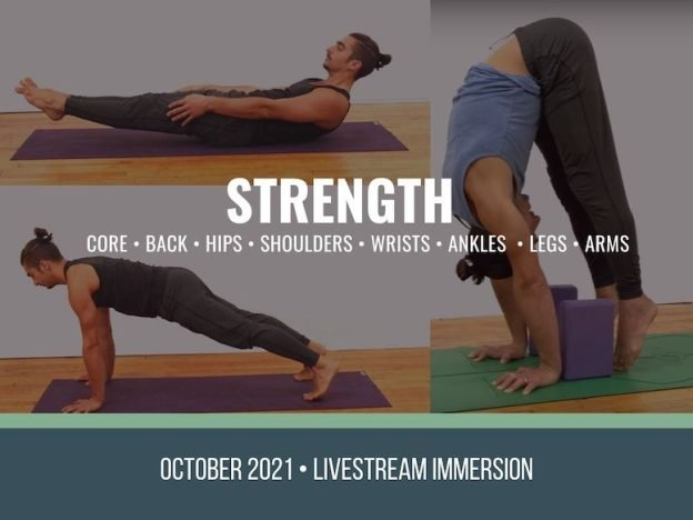 STRENGTH course image