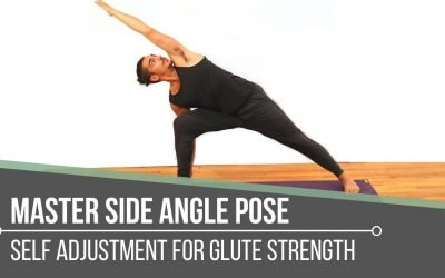 Side Angle Self Adjustment for Hip Strength